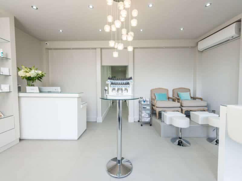 London Clinic Reception